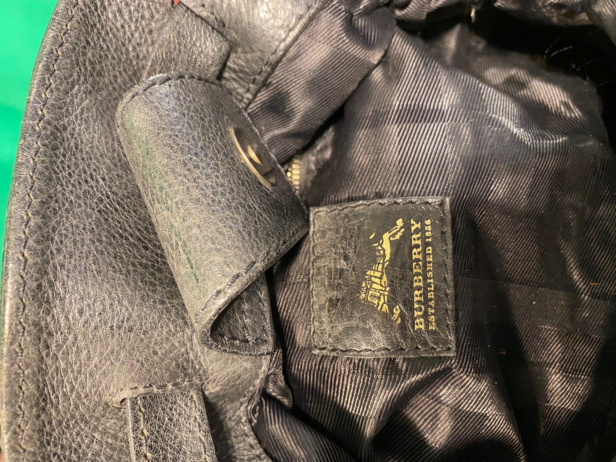 Original Burbery Tasche Neupreis 1000,- 2